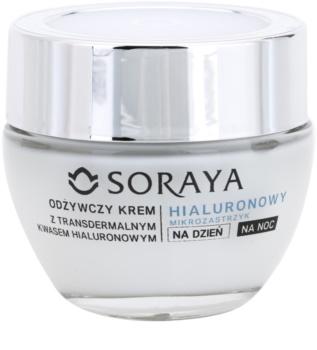 Soraya Hyaluronic Microinjection подхранваща грижа за регенерация и възстановяване на кожата
