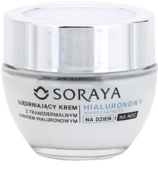 Soraya Hyaluronic Microinjection συσφικτική κρέμα με υαλουρονικό οξύ