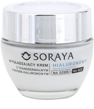 Soraya Hyaluronic Microinjection creme suavizante  com ácido hialurónico