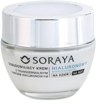 Soraya Hyaluronic Microinjection ránctalanító krém..