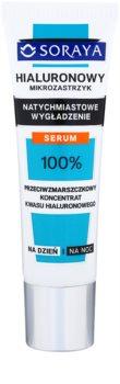 Soraya Hyaluronic Microinjection изглаждащ серум с мигновен ефект