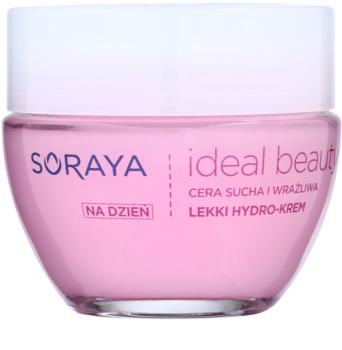 Soraya Ideal Beauty hidratante leve para pele seca a sensível