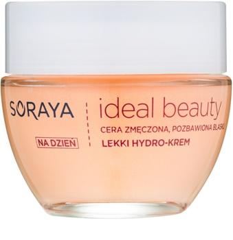 Soraya Ideal Beauty creme de dia iluminador com efeito hidratante