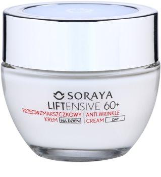 Soraya Liftensive crema de día  antiarrugas  60+