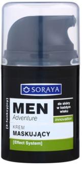 Soraya MEN Adventure creme anti vermelhidão e anti-imperfeições para homens