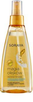 Soraya Magic Oils hidratante corporal com efeito hidratante