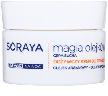 Soraya Magic Oils creme nutritivo para pele seca