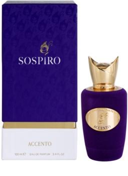 Sospiro Accento Eau de Parfum für Damen