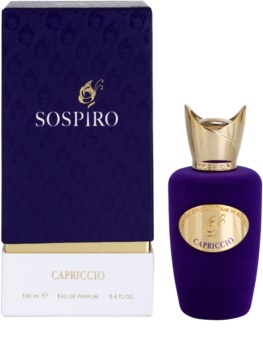 Sospiro Capriccio Eau de Parfum voor Vrouwen