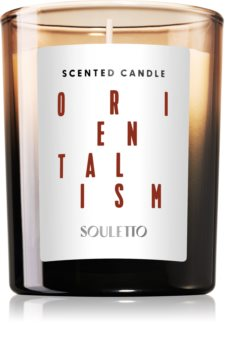 Souletto Orientalism Scented Candle bougie parfumée