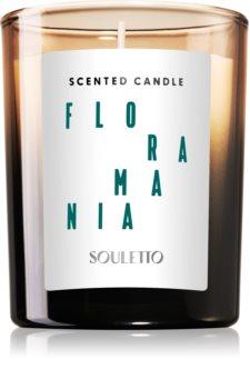 Souletto Floramania vonná svíčka