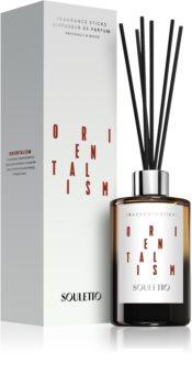 Souletto Orientalism Reed Diffuser diffuseur d'huiles essentielles avec recharge