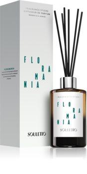 Souletto Floramania Reed Diffuser Aroma Diffuser mitFüllung