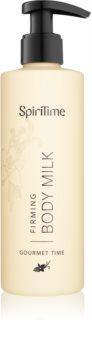 SpiriTime Gourmet Time spevňujúce telové mlieko