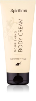 SpiriTime Gourmet Time crema corpo nutriente 200 ml