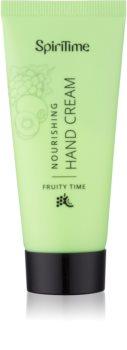 SpiriTime Fruity Time crème nourrissante mains