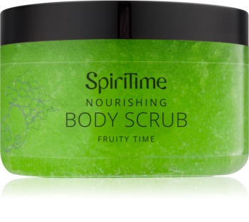 SpiriTime Fruity Time scrub nutriente corpo