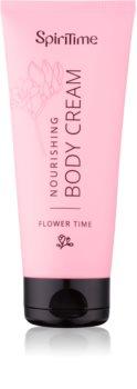 SpiriTime Flower Time crema corporal nutritiva 200 ml