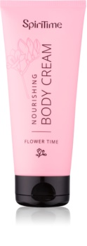 SpiriTime Flower Time подхранващ крем за тяло