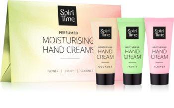 SpiriTime Limited Edition Kosmetik-Set  (für die Hände) I.