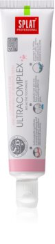 Splat Professional Ultracomplex биоактивна паста за зъби за цялостна грижа и избелване на чувствителни зъби