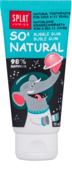 Splat Junior So' Natural pasta de dinti pentru copii de la 6 la 11 ani