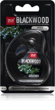 Splat Special Blackwood dentálna niť s antibakteriálnou prísadou