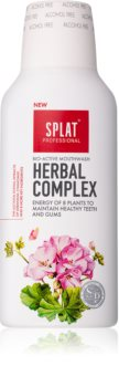 Splat Professional Herbal Complex bain de bouche