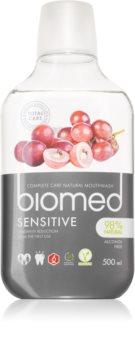 Splat Biomed Sensitive vodica za usta za osjetljive zube i desni