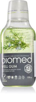 Splat Biomed Well Gum ústní voda pro citlivé zuby a dásně