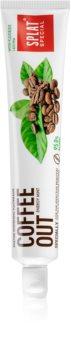 Splat Coffee Out Blekande tandkräm för frisk andedräkt