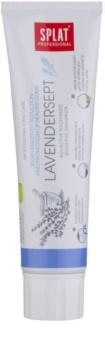 Splat Professional Lavendersept dentifrice bio-actif qui réduit la sensibilité dentaire et pour des gencives saines