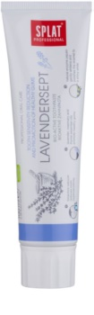 Splat Professional Lavendersept βιοδραστική οδοντόκρεμα για μείωση της ευαισθησίας των δοντιών και για υγιή ούλα