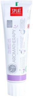 Splat Professional Aromatherapy dentifrice bio-actif pour une protection complète pendant la nuit