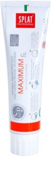 Splat Professional Maximum bioaktivna pasta za zube za maksimalnu svježinu daha i nježno izbjeljivanje zubne cakline