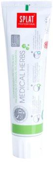 Splat Professional Medical Herbs Bioaktiv tandkräm För skydd av tänder och tandkött