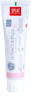 Splat Professional Ultracomplex dentifrice bio-actif pour un soin complet et des dents sensibles plus blanches