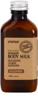 Sportique Wellness Jasmin hydratační tělové mléko