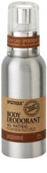 Sportique Wellness Jasmin desodorizante em spray natural