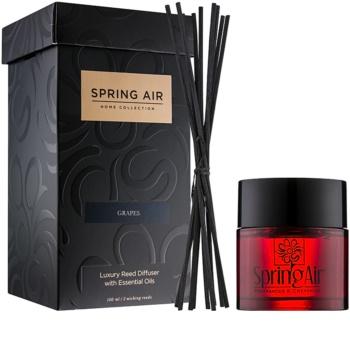 Spring Air Home Collection Grapes difusor de aromas con esencia 100 ml