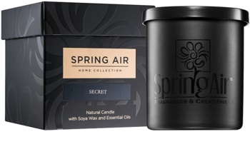 Spring Air Home Collection Secret candela profumata