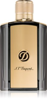 S.T. Dupont Be Exceptional Gold Eau de Parfum uraknak