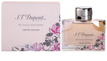S.T. Dupont 58 Avenue Montaigne Limited Edition eau de parfum para mujer 90 ml