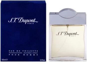 S.T. Dupont S.T. Dupont for Men Eau de Toilette Miehille