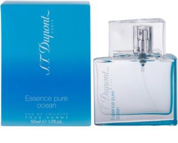 S.T. Dupont Essence Pure Ocean Pour Homme Eau de Toilette para homens 50 ml