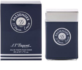 S.T. Dupont Passenger Cruise for Men Eau de Toilette pentru bărbați
