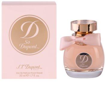 S.T. Dupont So Dupont eau de parfum para mulheres