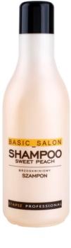 Stapiz Basic Salon Sweet Peach champô para cabelo normal