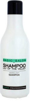 Stapiz Basic Salon Lily of the Valley champô para todos os tipos de cabelo