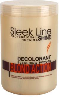 Stapiz Sleek Line Blond Action pó descolorante